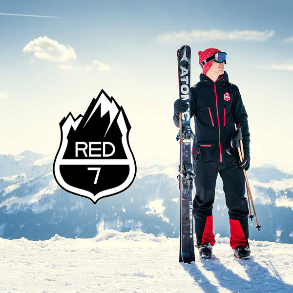 Red7SkiWear - All-in-One Ski Suits