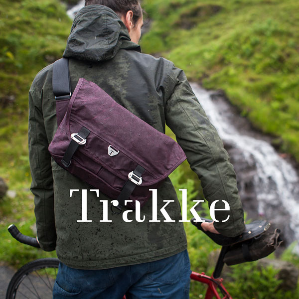Trakke waxed canvas bags on WildBounds