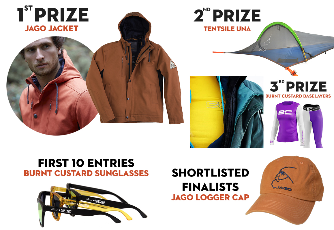 Mountain Bound Prizes