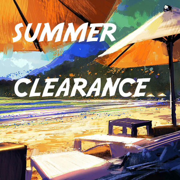 Summer Clearance Sale on WildBounds