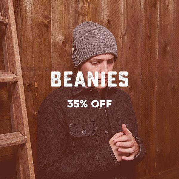 Beanies clearance