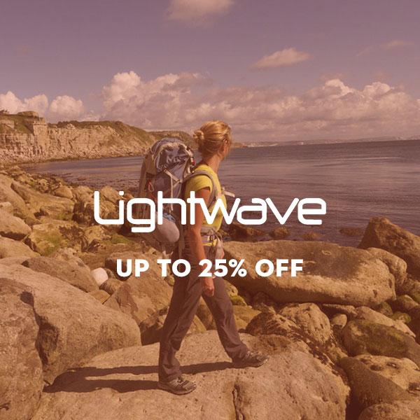 Lightwave Rucksacks