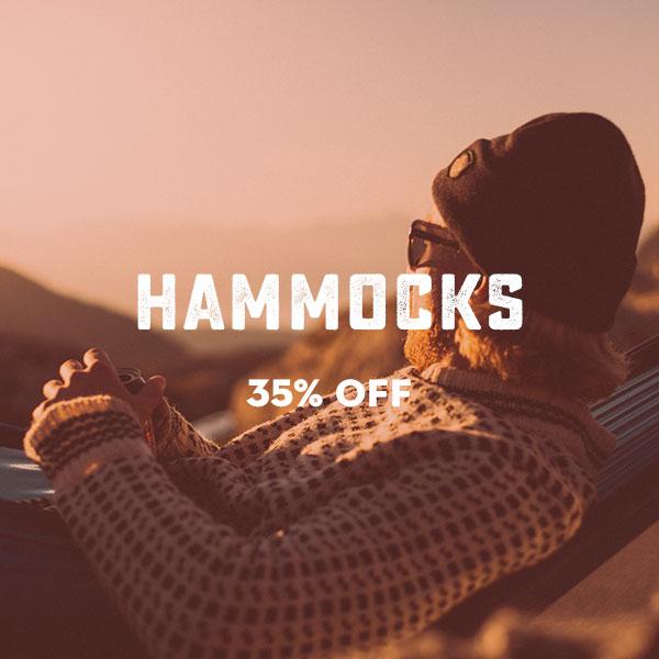 Hammocks clearance