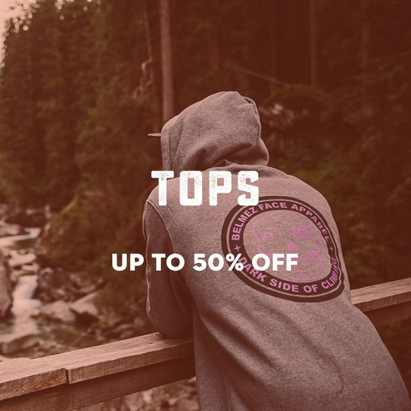 Jumpers, shirts, hoodies and tees