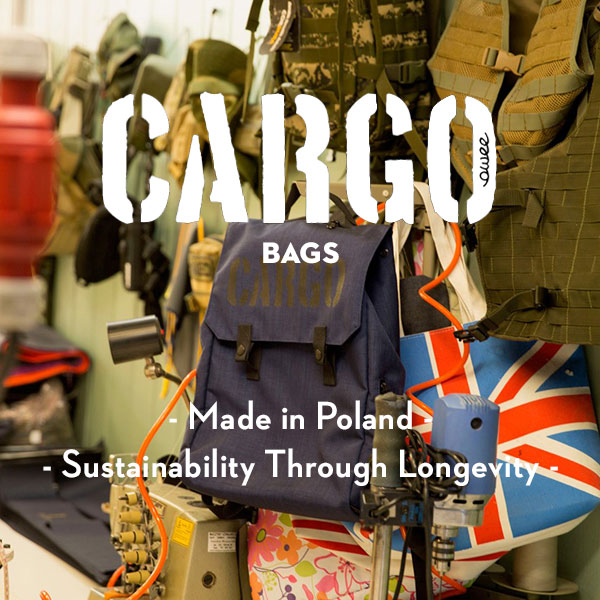 CARGO By OWEE - Local manufacturing - Made in Poland - Made in Europe