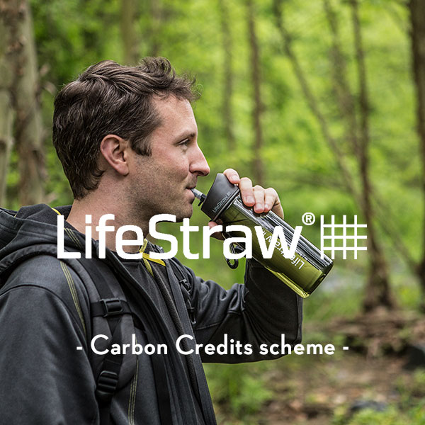 LifeStraw - Carbon Credit Scheme