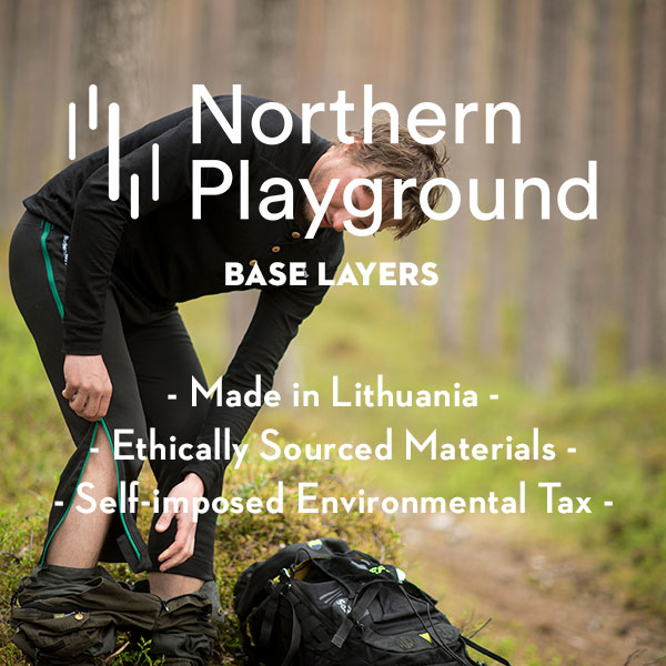 Northern Playground - Local manufacturing - Made in Europe