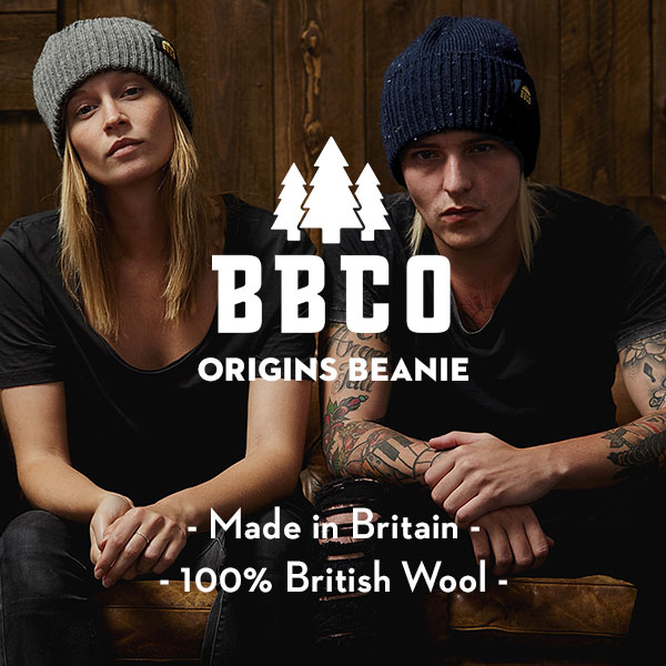 BBCo Origins Beanie - Local manufacturing, locally-sourced fabrics - Made in Britain - Made in England
