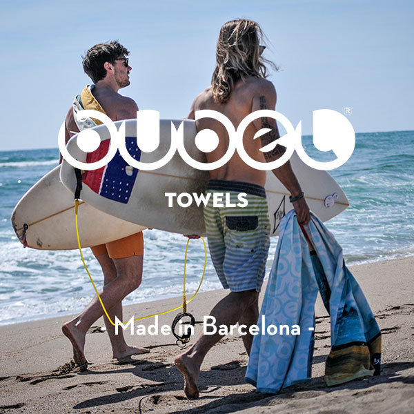 Bubel towels - Local manufacturing - Made in Barcelons - Made in Europe