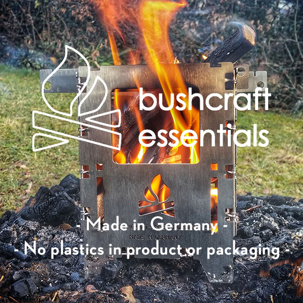 Bushcraft Essentials - Sustainable outdoor cookware - Eco-Friendly outdoor cookware - Made in Germany - Made in Europe