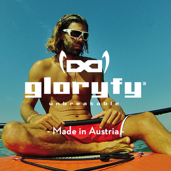 Gloryfy Unbreakable sunglasses - Sustainable sunglasses - Eco-Friendly sunglasses - Made in Austria - Made in Europe