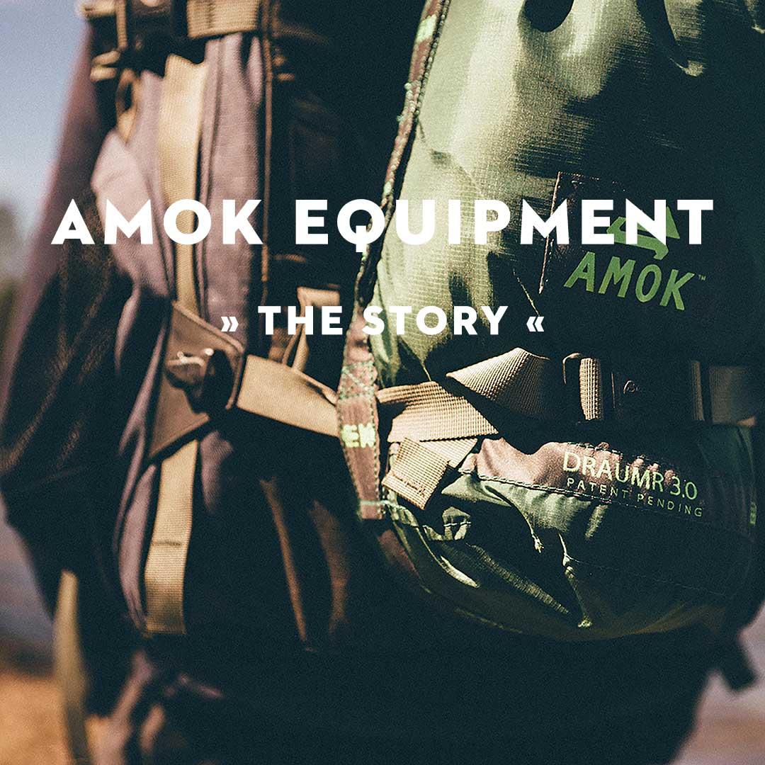Amok Equipment - The Story