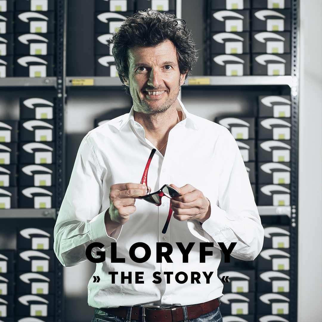 Gloryfy Unbreakable - The Story
