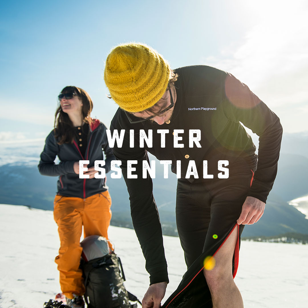 Winter Essentials Shop on WildBounds