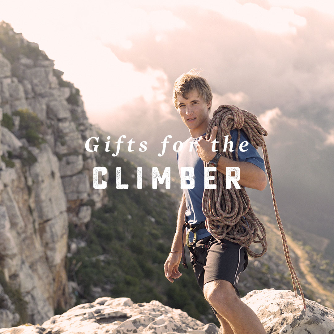 Gifts for the Climber on WildBounds