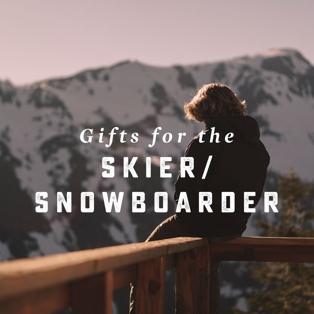 Gifts for the Skier and Snowboarder on WildBounds