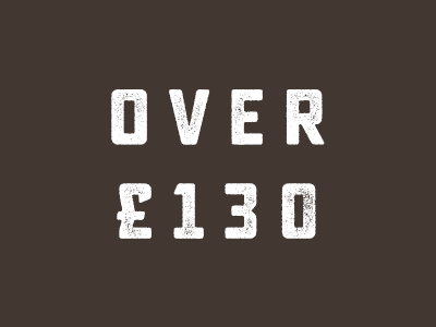Gifts over £130 on WildBounds