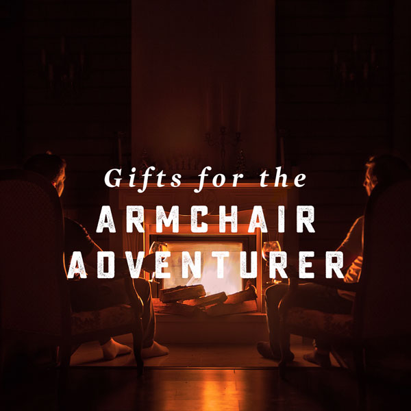 Gifts for the Armchair Adventurer on WildBounds