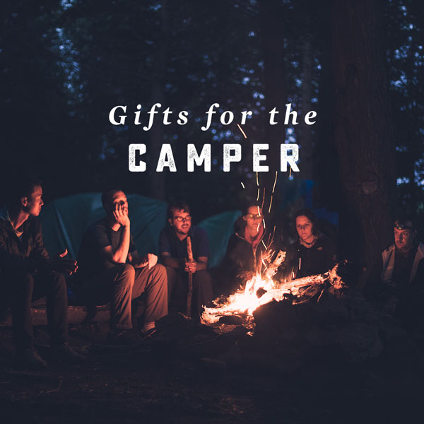 Gifts for the Camper on WildBounds