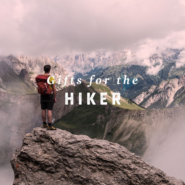 Gifts for the Hiker on WildBounds