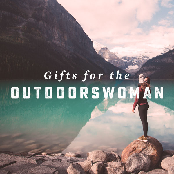 Gifts for the Outdoorswoman on WildBounds
