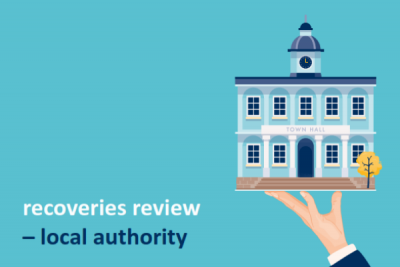 Recoveries review local authority
