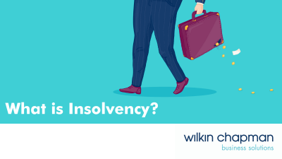What is Insolvency hootsuite