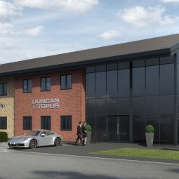 Construction set to begin on 10000sq ft office development in Lincolnshire