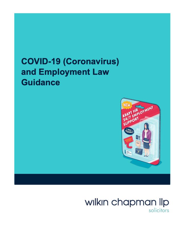 Employment Law and Coronavirus: General Summary