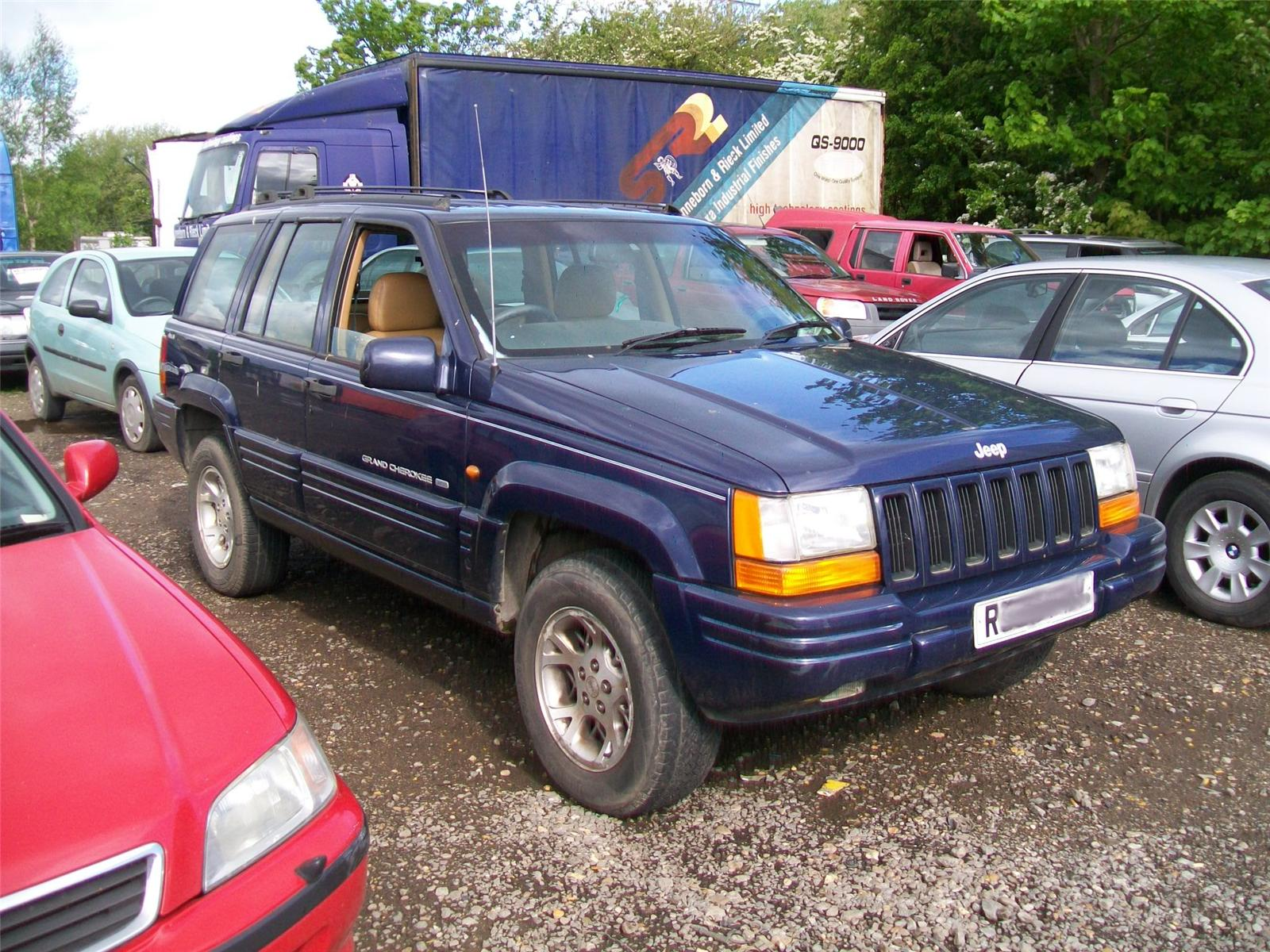 JEEP GRAND CHEROKEE (LIMITED) LIMITED 100_2193.JPG