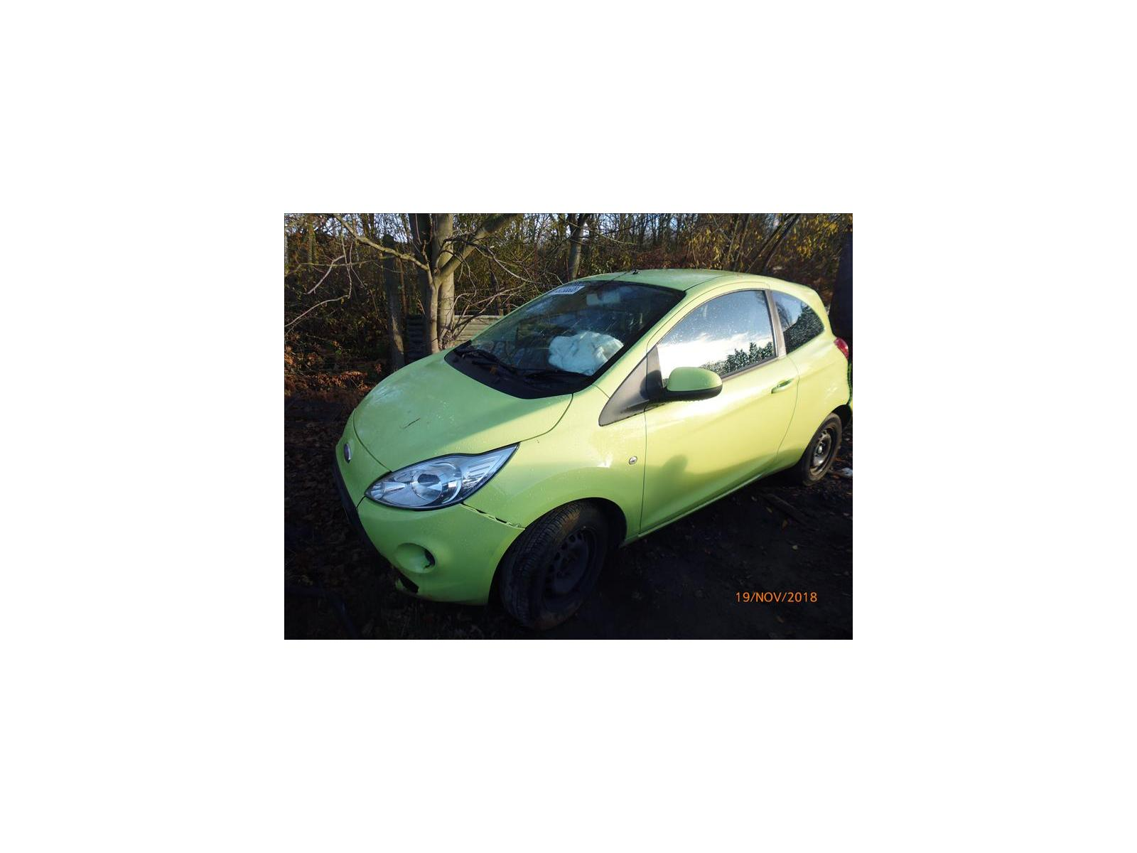 FORD KA (STYLE) STYLE P1020429