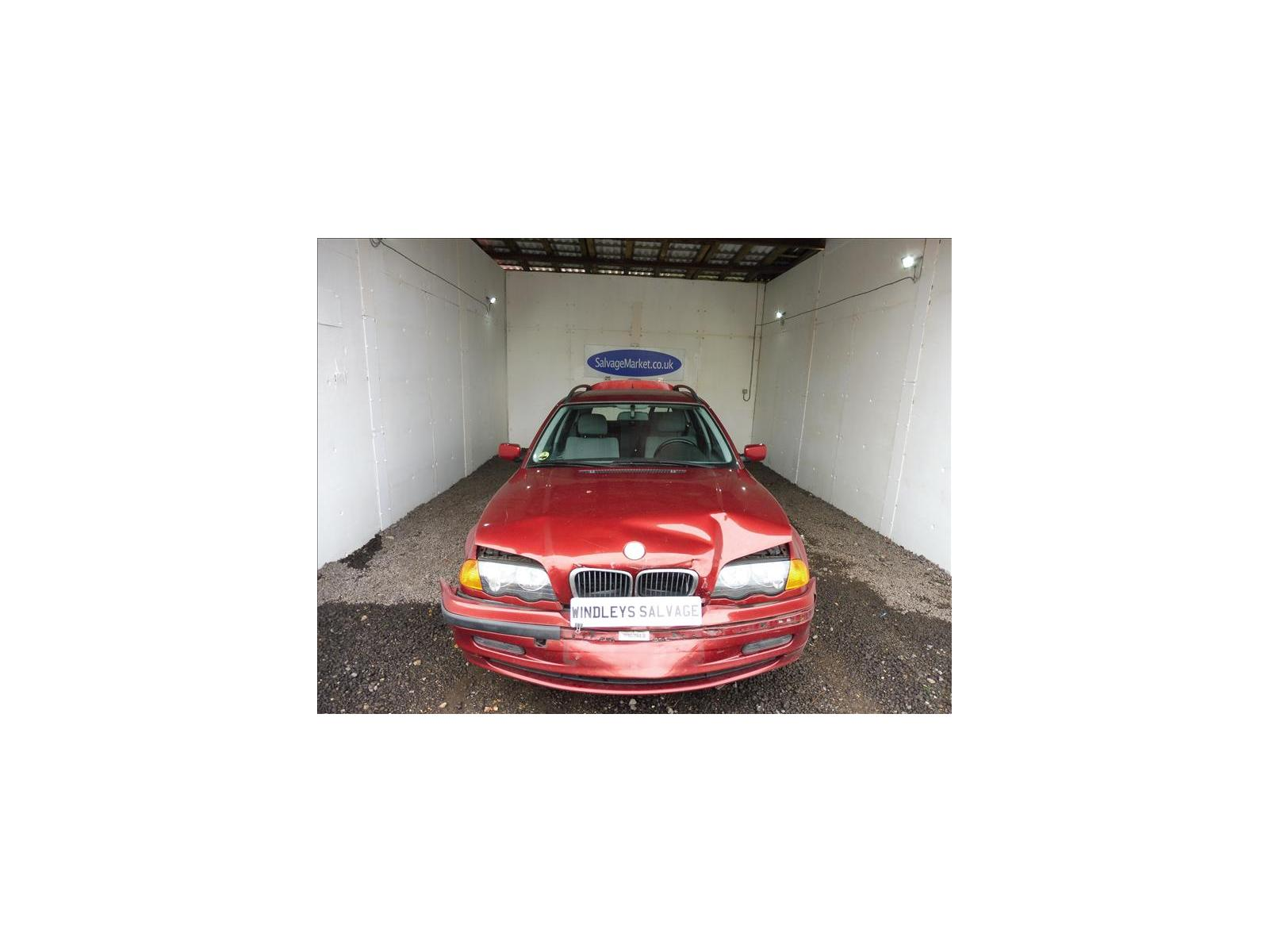 BMW 3 SERIES (320D SE TOURING) 320D SE TOURING P1030298
