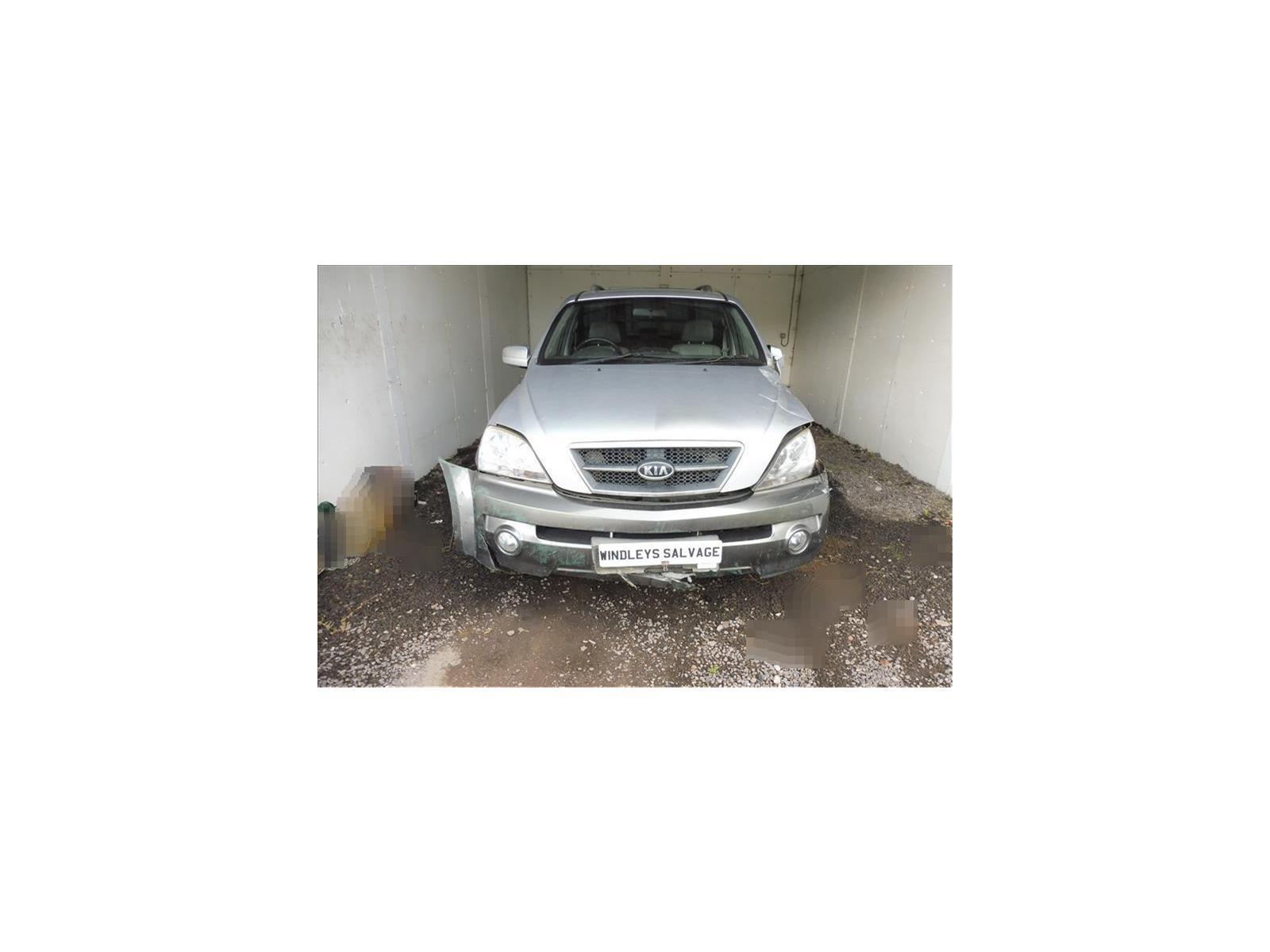 KIA SORENTO (XS CRDI) XS CRDI P1020510