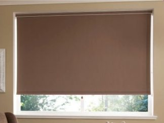 Roller Blind with Headboxes