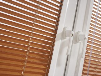 Perfect Fit Wooden Blind