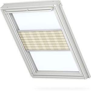 Pleated Velux Blind