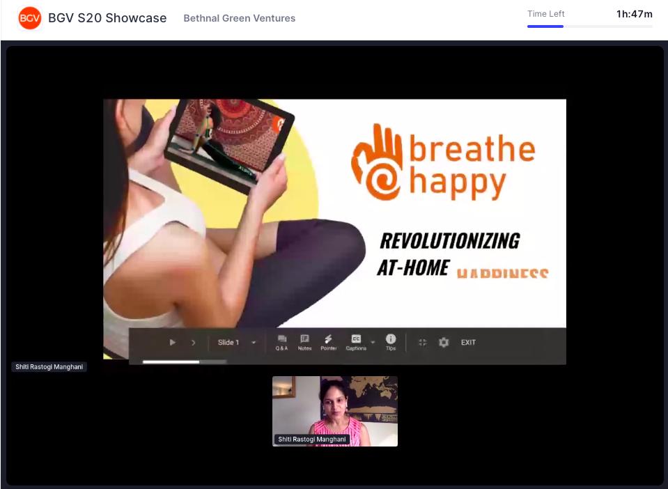 Breathe Happy Showcase
