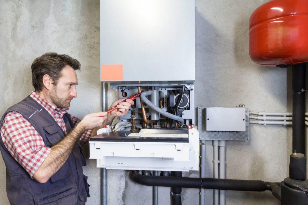 Risparmio gas con caldaia a condensazione