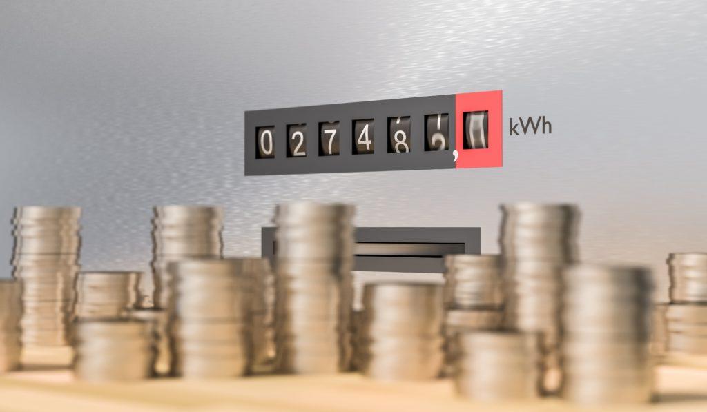 Costo della materia prima gas