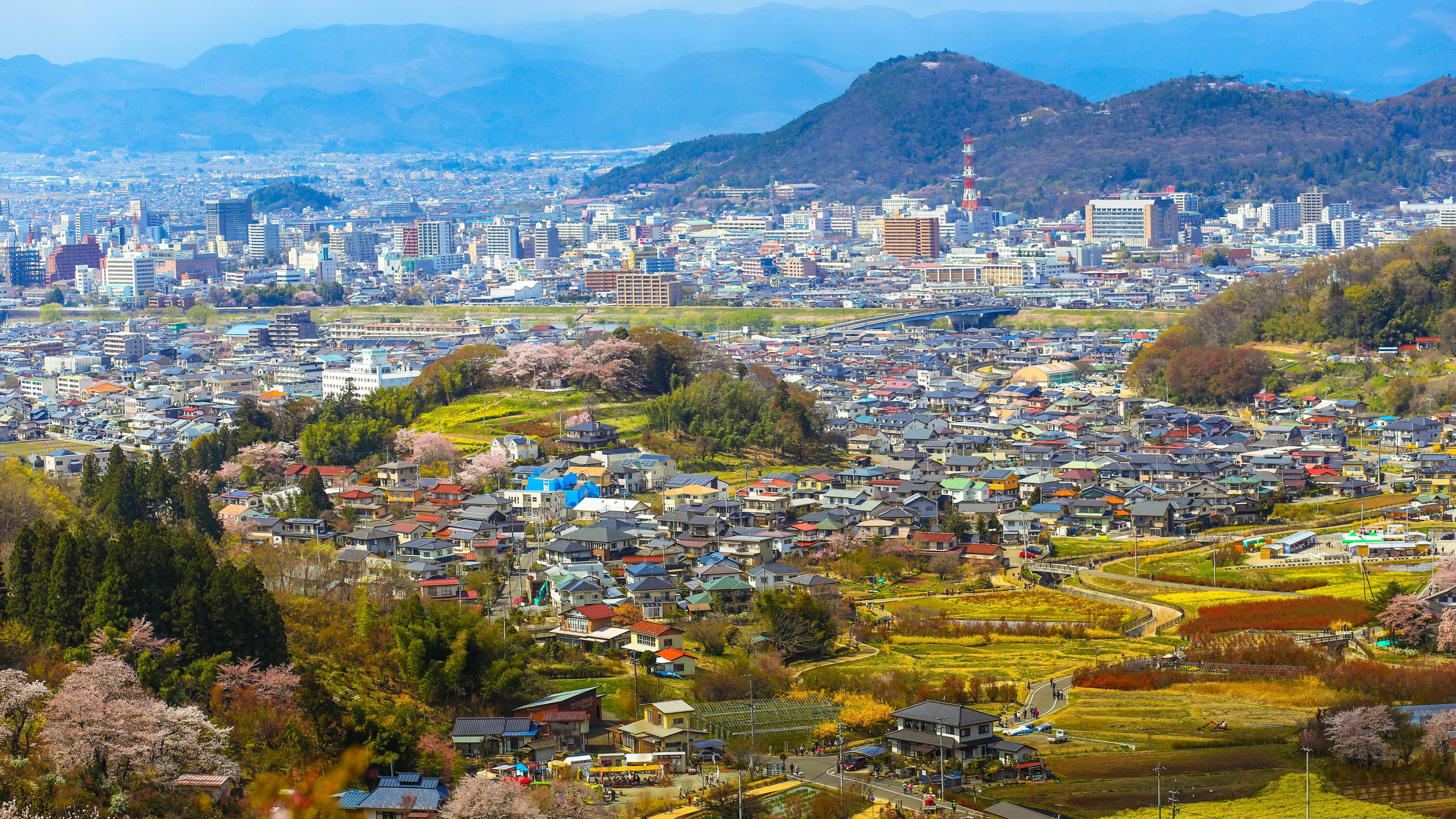 Fukushima, il progetto di riqualificazione eolica