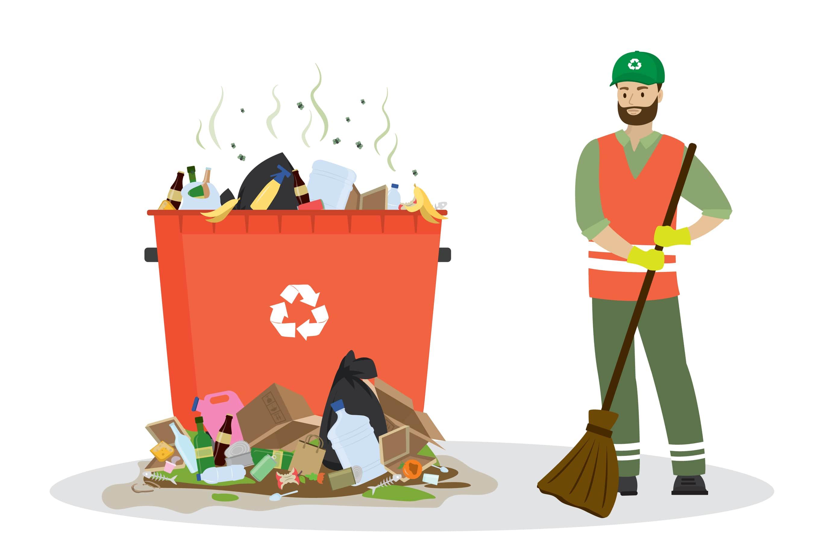 Lo smaltimento dei rifiuti frena la crescita delle aziende