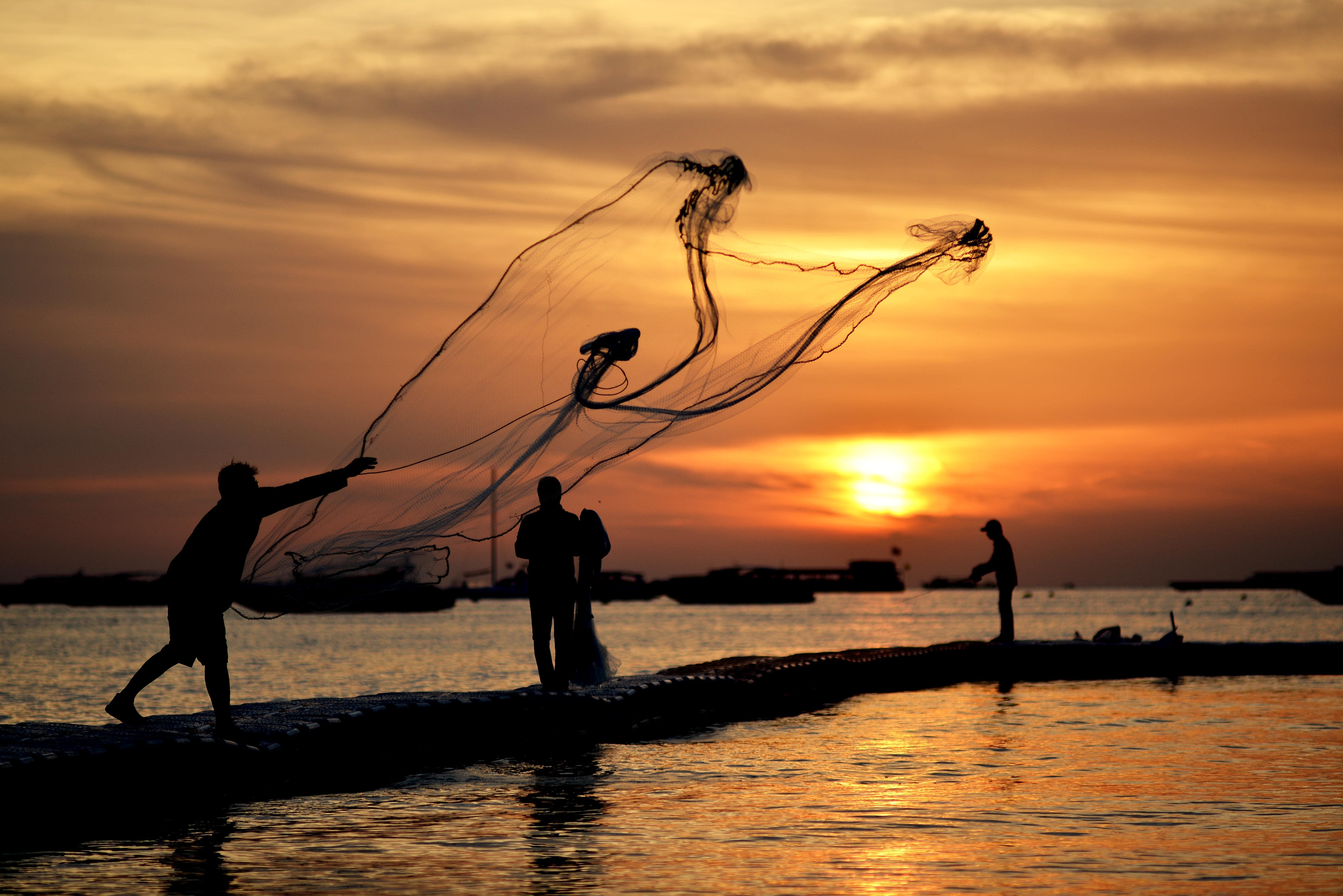New England, pescatori in ginocchio a causa del riscaldamento globale