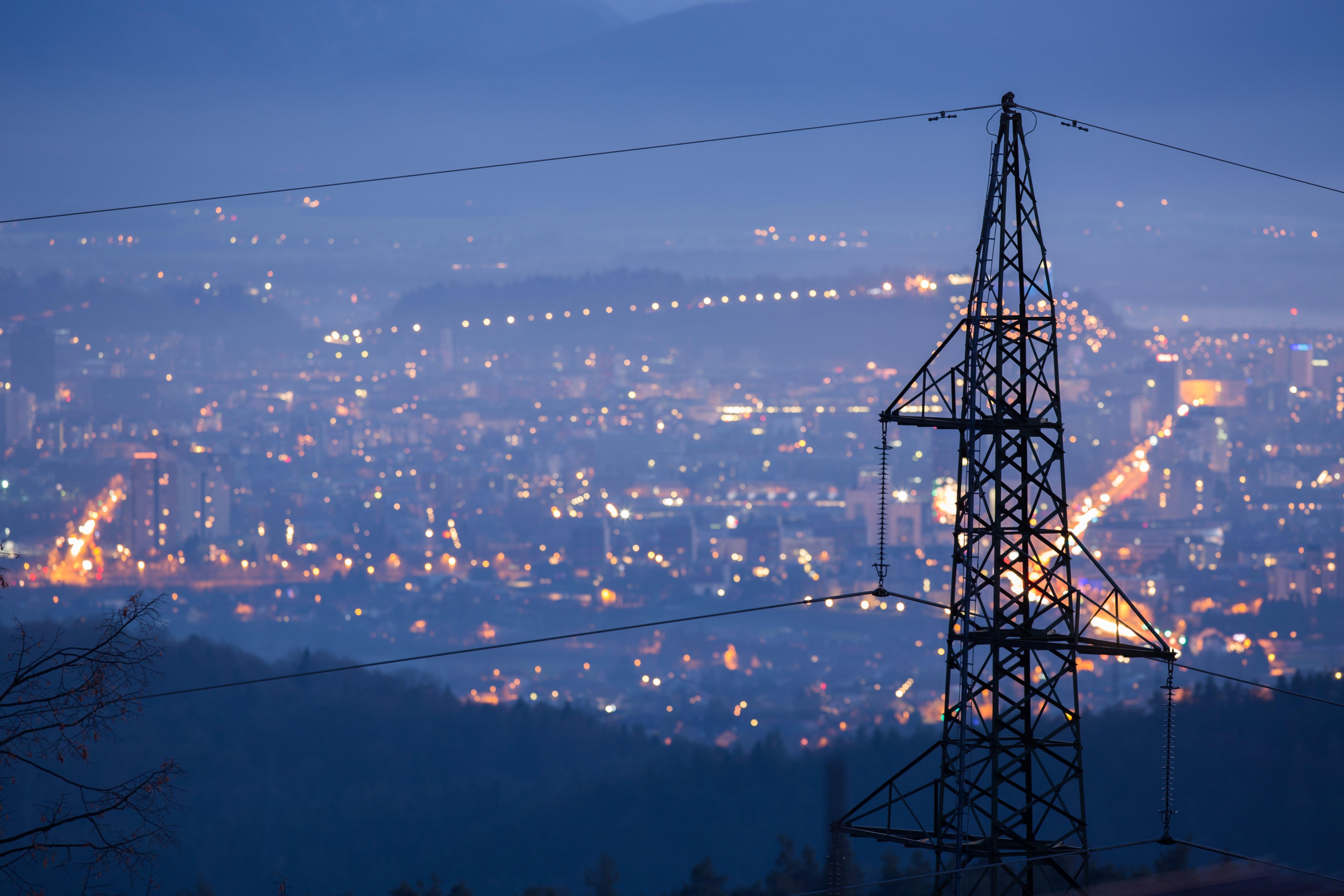 trasmissione energia elettrica