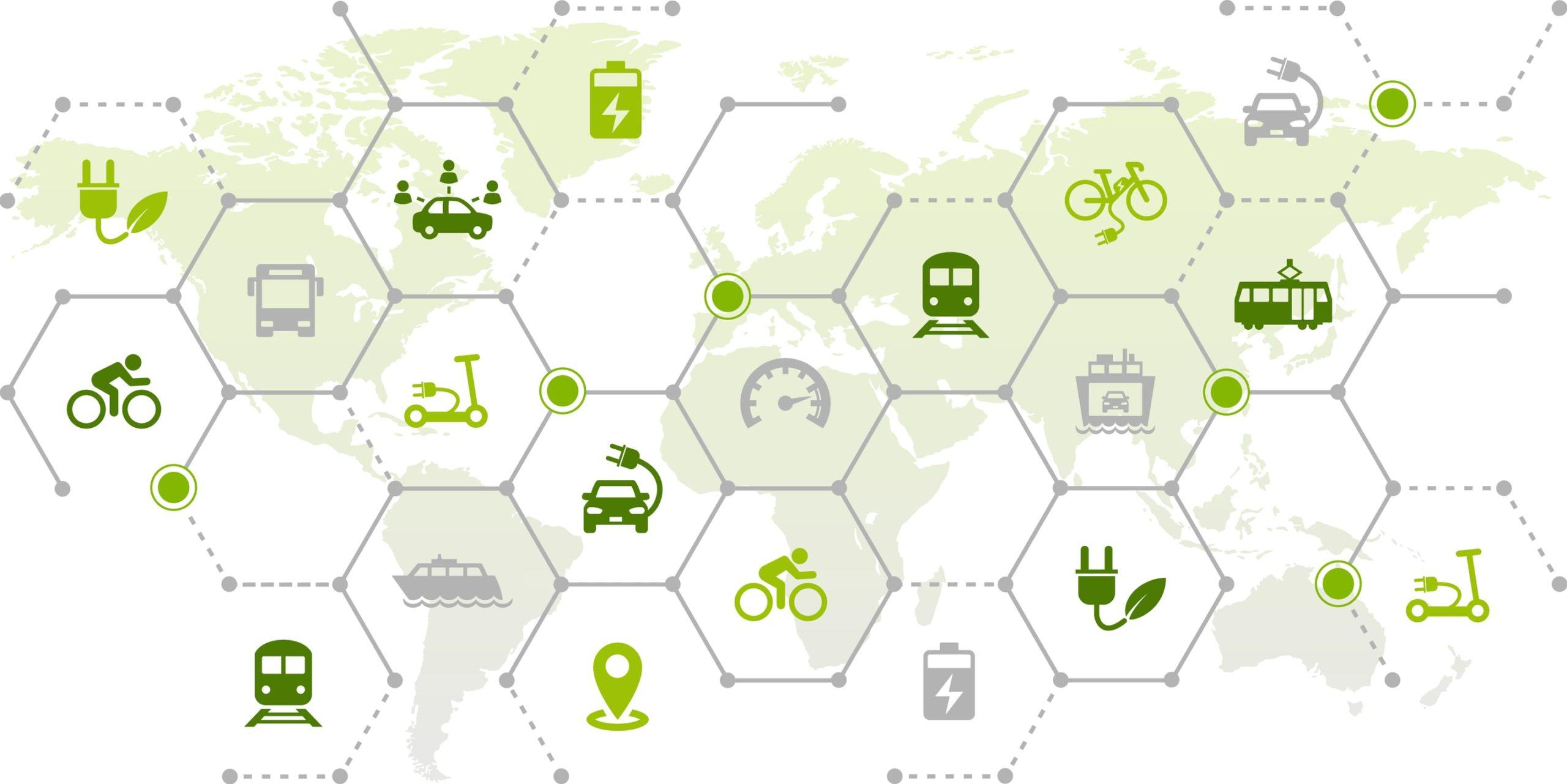 Italiani sempre più green: meno sprechi, più mobilità sostenibiel