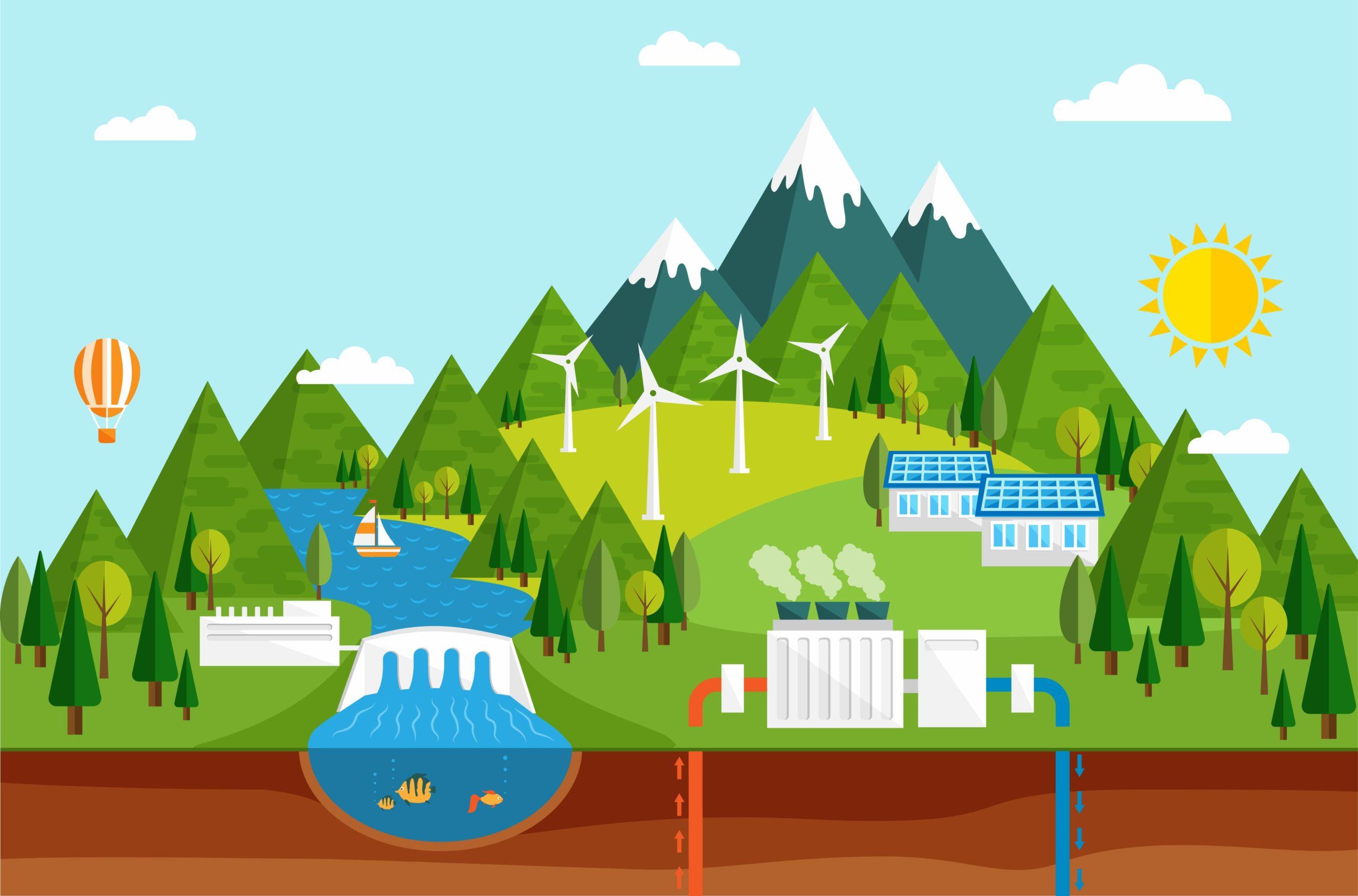 Vignolo, quando l'energia idroelettrica si scontra con la natura