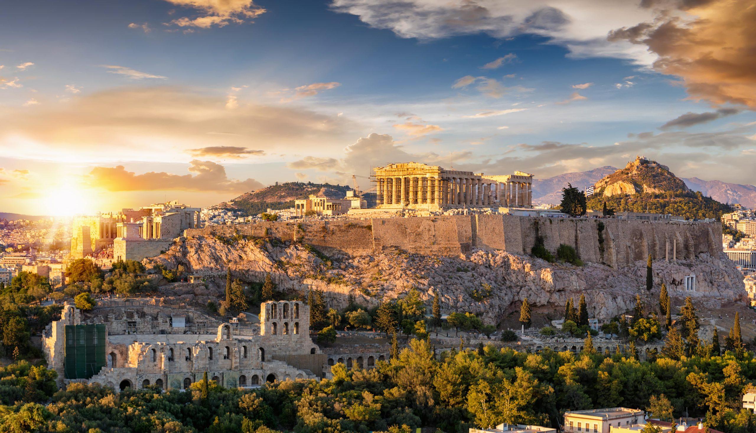 Grecia, un paese diviso tra rinnovabili e petrolio