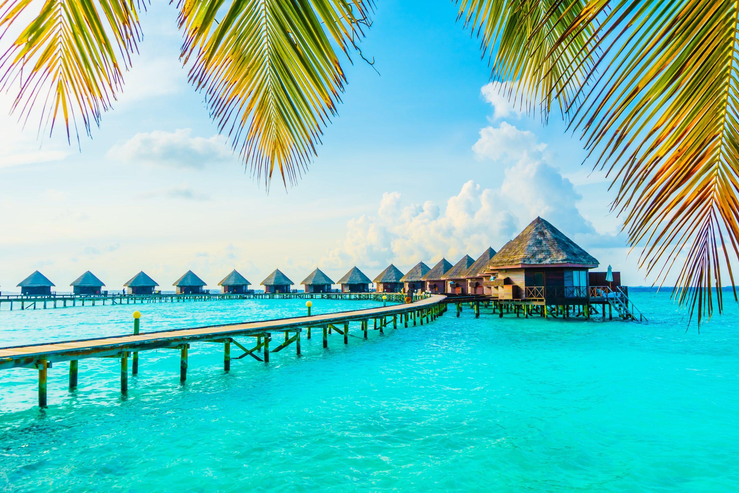 Maldive, nasce il primo impianto solare galleggiante in mare