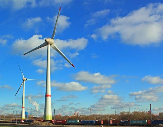 Turbina eolica funzionamento