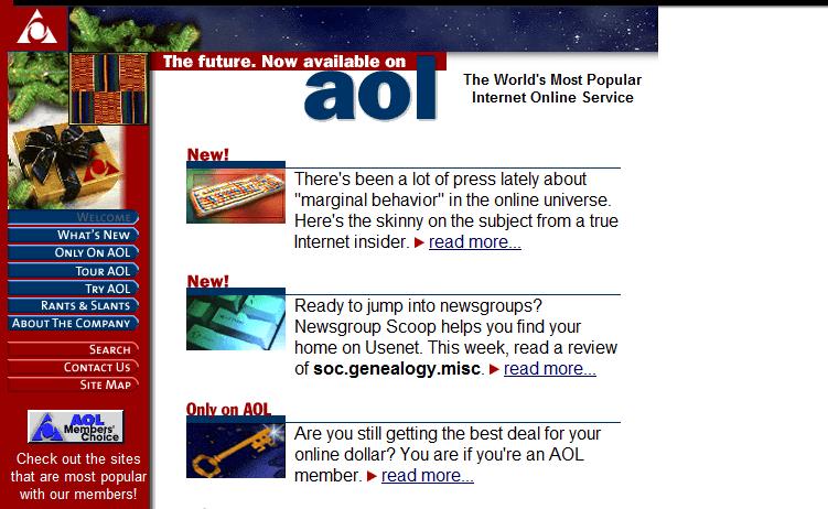 AOL 1996