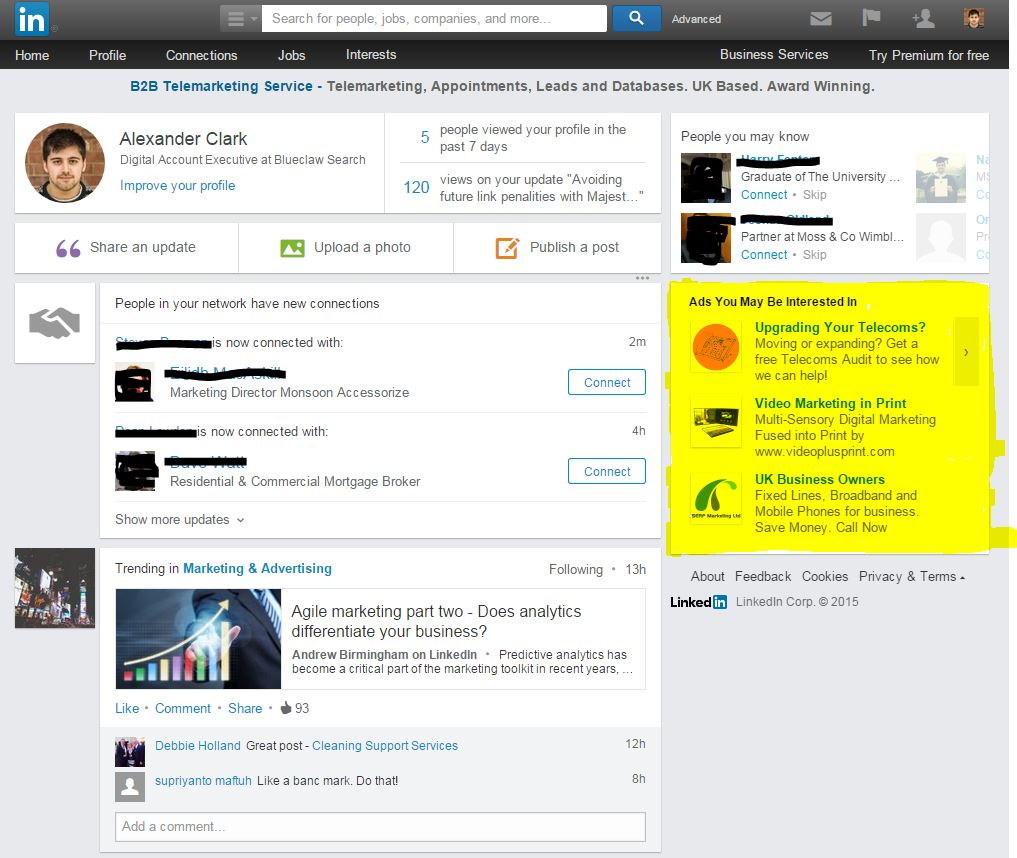 linkedin display ads1